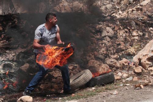 """Un informe de Israel advierte sobre la probabilidad de """"agitación""""…"""