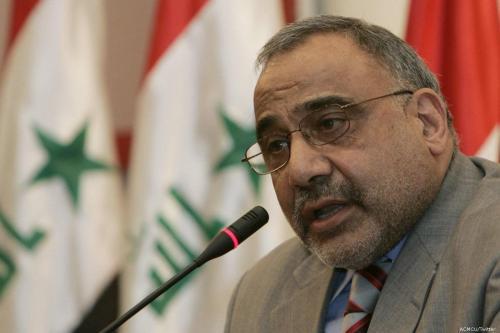 Los líderes iraquíes condenan los ataques aéreos contra grupos paramilitares