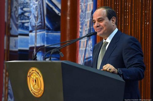 Sisi de Egipto nombra un nuevo presidente de la Autoridad…