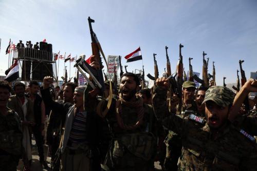 Los hutíes de Yemen afirman haber capturado 15 bases militares…