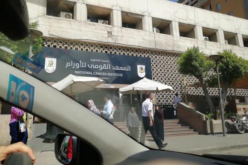 """Egipto identifica al """"autor"""" detrás del atentado con coche bomba…"""