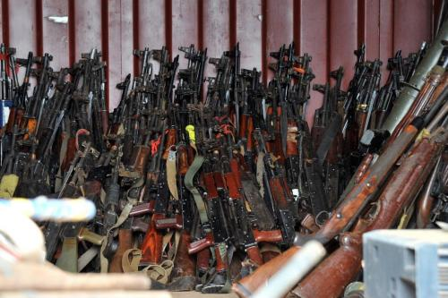Los paramilitares sudaneses están vendiendo armas a la República Centroafricana,…