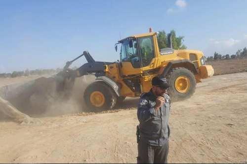 Israel emite 30 órdenes de demolición a beduinos palestinos en…
