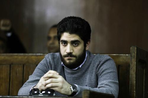 El hijo de Morsi muere de un presunto ataque al…