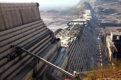 La presa etíope encabeza la agenda de las primeras conversaciones…
