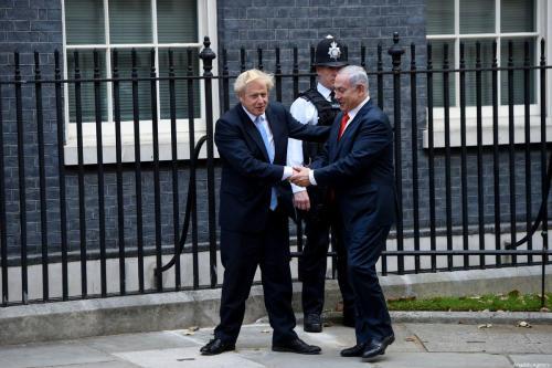 Los parlamentarios de Reino Unido advierten que Israel se está…