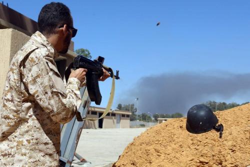 Libia: Los periodistas pagan el precio del conflicto político y…