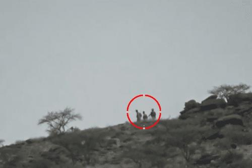Los hutíes llevan a cabo incursiones en la región saudí…