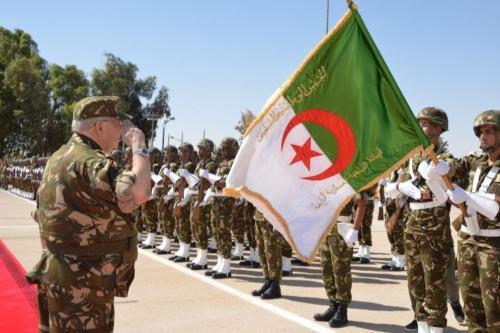 """Argelia: El mando del ejército dice """"la gente elegirá a…"""
