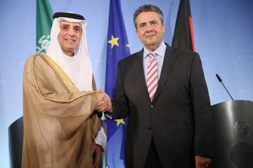 El volumen del comercio entre Alemania y Arabia Saudí disminuye…