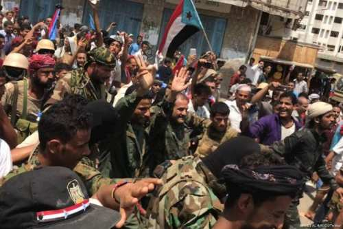 Intento de golpe de Estado de EAU en Socotra, Yemen