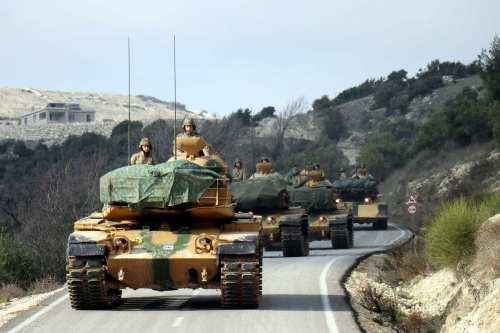 España apoya la operación militar de Turquía en Siria