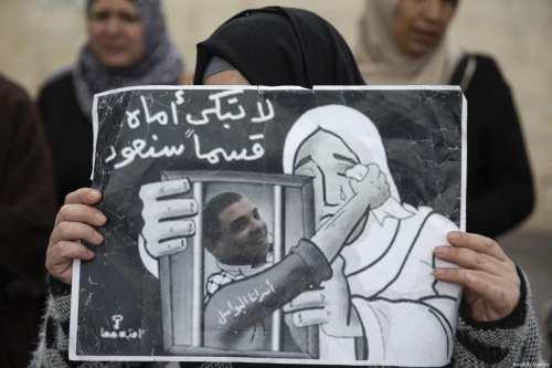 La comunidad internacional es cómplice de la tortura israelí a…