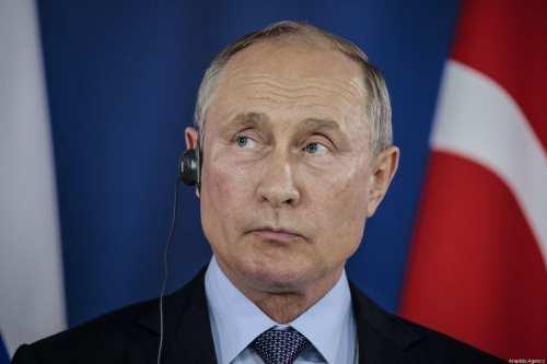 Putin anuncia el fin de operaciones de combate en Siria…