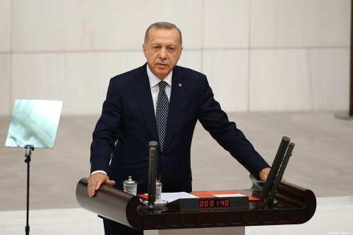 Asistente de Erdogan: Las fuerzas rebeldes turcas y sirias comenzarán…