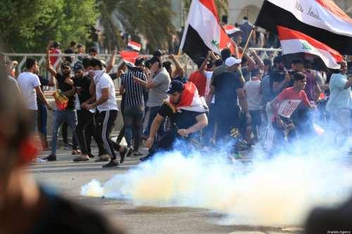 Iraq reabre la Zona Verde tras las protestas