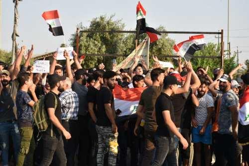 El gobierno iraquí dice que está manteniendo conversaciones con los…