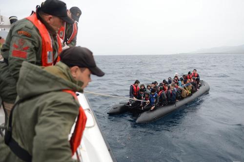 Turquía: Más de 38.000 migrantes irregulares detenidos en el mar…