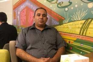 George Antwan, miembro de la delegación de Hamas