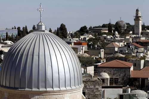 Un tribunal de Israel congela la venta de los edificios…