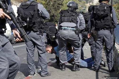 Informe: Israel ha detenido a 745 niños palestinos en 2019