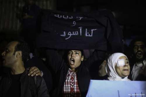 Sisi de Egipto nombra al suegro de su hijo para…