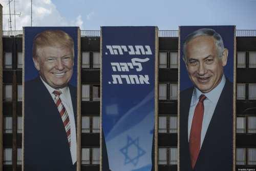 La administración de Trump decepcionada con Netanyahu
