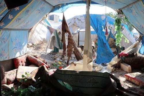 Diez niños muertos en un ataque mortal contra Idlib