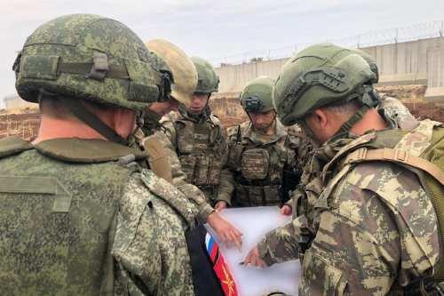 Turquía y Rusia completan la 12ª patrulla conjunta en el…
