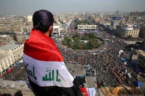 Irak: 2 manifestantes asesinados