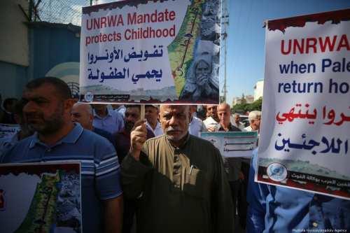 Organismo de refugiados palestinos pide a la ONU que cancele…