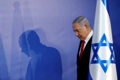 """Netanyahu critica la acusación en su contra como un """"golpe…"""