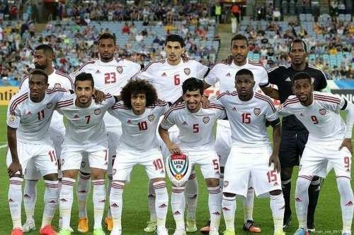 Los equipos de fútbol de Arabia Saudí, Emiratos Árabes Unidos…