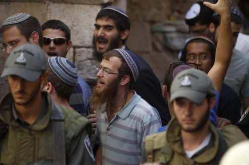 """Autoridad Palestina: """"La escalada de la violencia de los colonos…"""