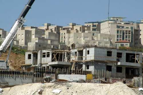Israel construirá 11.000 nuevas viviendas ilegales en Jerusalén
