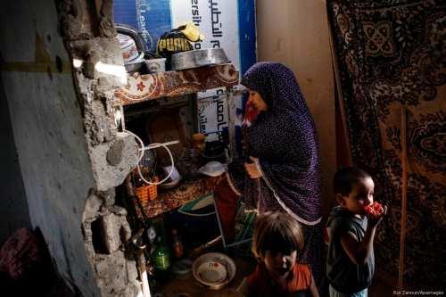 """Al-Khodari: """"Hay 250.000 trabajadores desempleados en Gaza"""""""