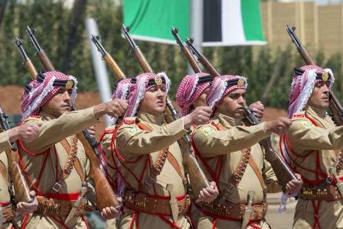 El entrenamiento militar jordano refleja las crecientes tensiones con Israel