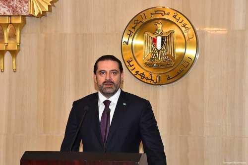 Hariri del Líbano resurge como candidato a primer ministro tras…
