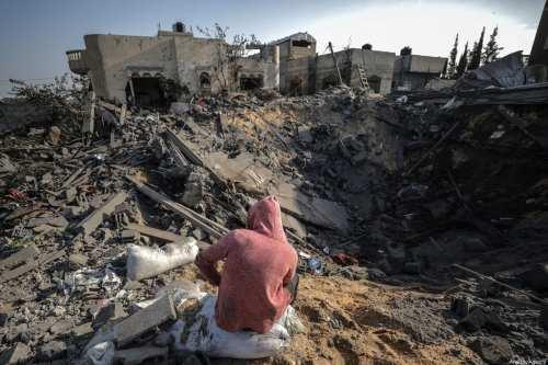 """El ejército de Israel admite """"errores"""" en el ataque que…"""