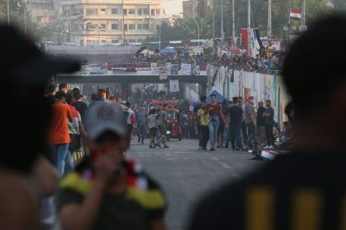 Iraq: Activista hallado muerto en medio de las protestas