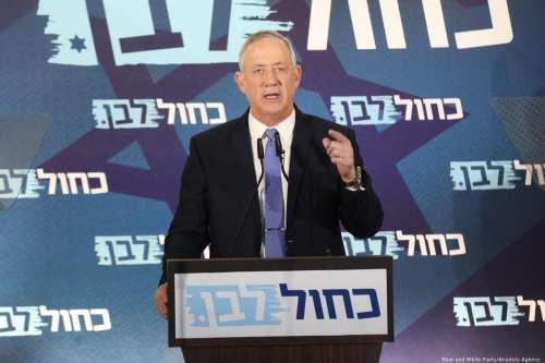 Gantz de Israel detiene su campaña para obtener apoyo y…