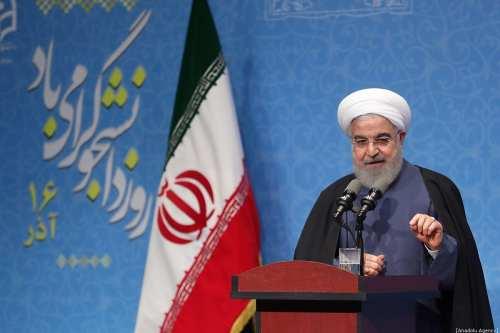 Irán: Rouhani dice que el país será testigo del auge…