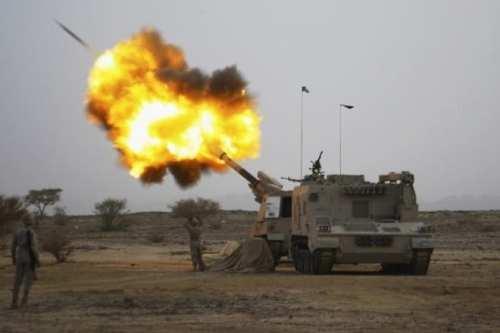 Los hutíes lanzan un misil balístico en la ciudad saudí…