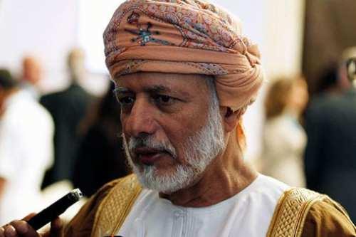 """Omán: """"Estamos listos para iniciar el diálogo entre los países…"""