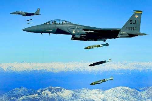 Bahrein apoya los recientes ataques aéreos de Estados Unidos en…