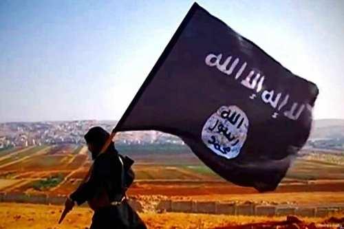 Militante de Daesh
