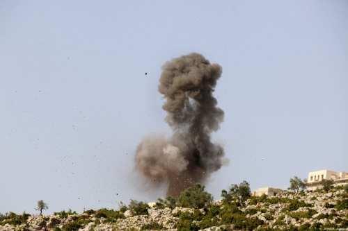 Las fuerzas del régimen sirio refuerzan su equipamiento militar en…