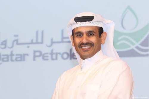 El presidente y CEO de Qatar Petroleum, Saad Sherida Al-Kaabi [qatarpetroleum / Twitter]