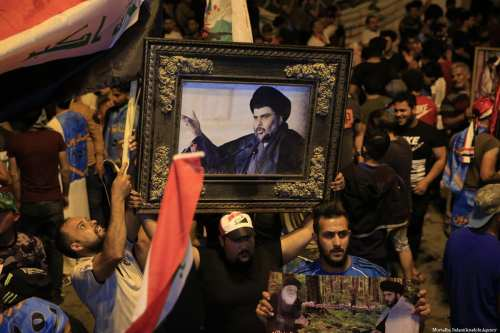 El movimiento Sadr de Iraq comienza a dividirse
