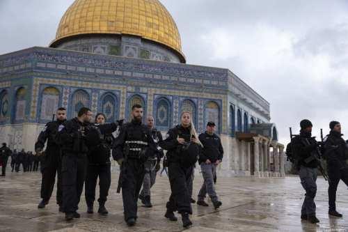 Israel excluye a los jóvenes de Al-Aqsa por 3 meses